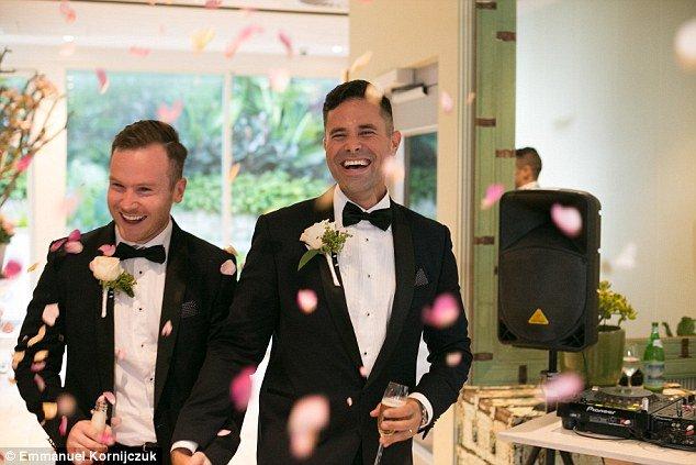 Rainbow Flag Weddings
