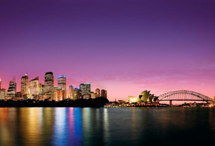 Rainbow Flag New South Wales
