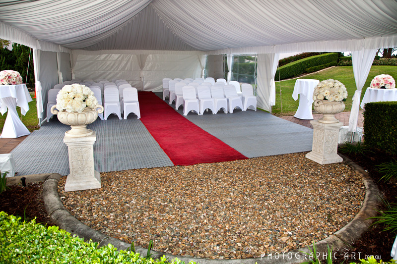 Marquee Events and Party Hire - Rainbow Flag   Gay Friendly