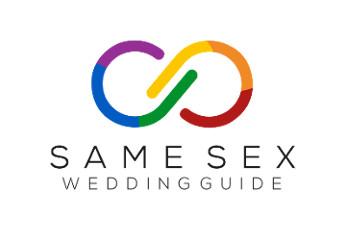 Rainbow Flag features Same Sex Wedding Guide